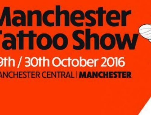 Manchester Tattoo Show – 29th – 30th October 2016